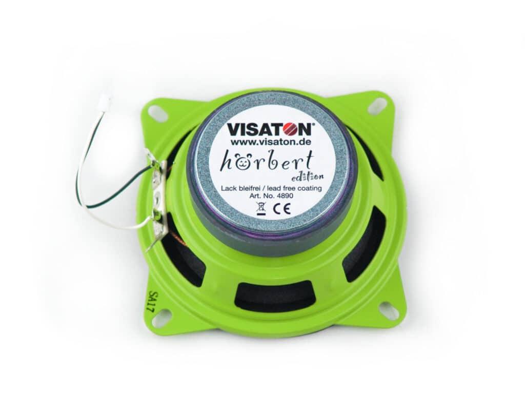 VISATON speaker, hörbert Edition