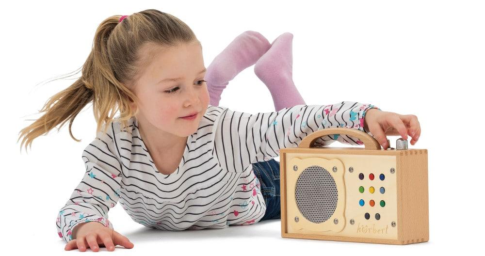 mp3-player für Kinder