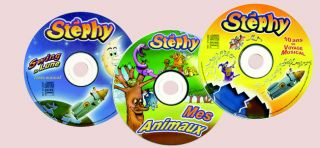Stéphy CDs