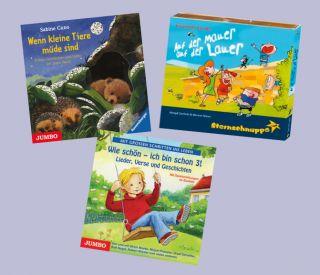 Kinderlieder und Geschichten CD Cover