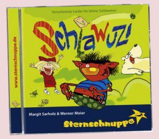 Schlawuzi CD Cover