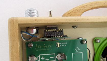 Arrêt automatique intégré pour hörbert