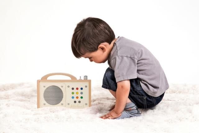 Boombox für Kinder