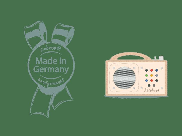 hörbert Made in Germany
