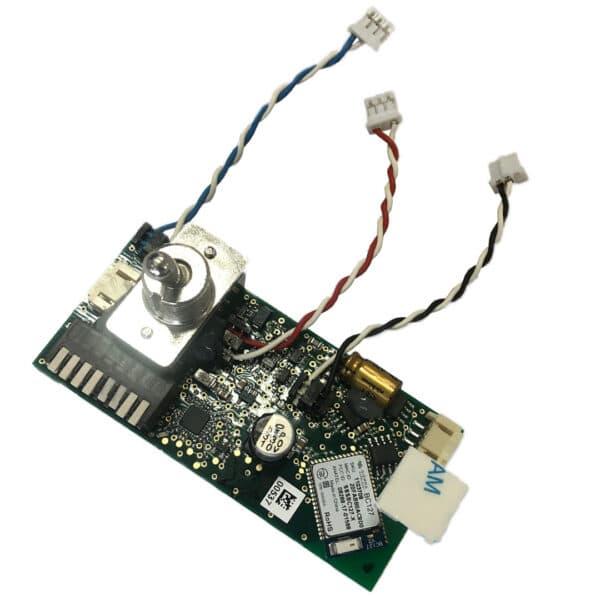Bluetooth-Modul mit Schalter und Kabeln