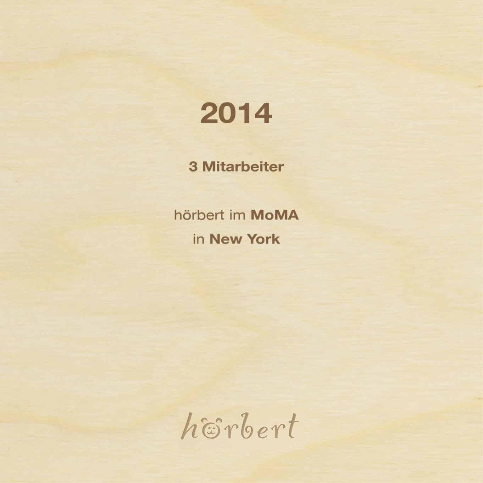 2014 MOMA New York