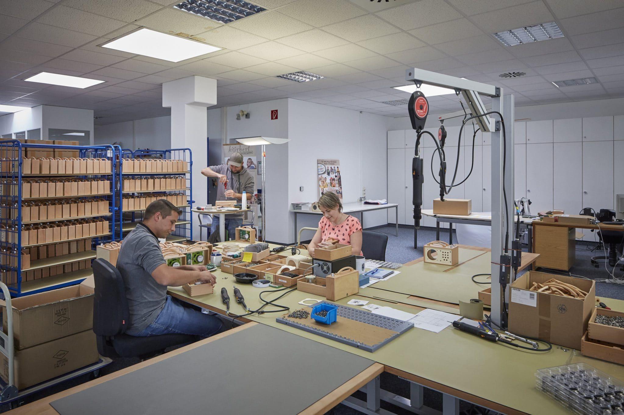 Produktionsplatz