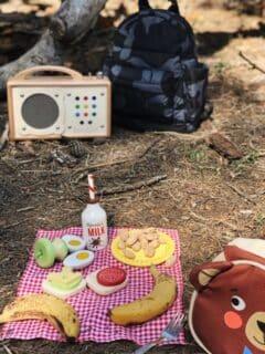 Picknick plastikfrei hörbert