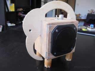 Elektronik Bausatz Hörbifant