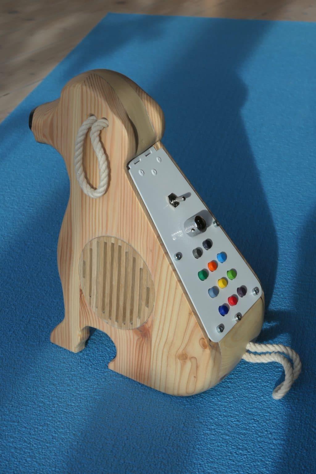 Hörhund Elektronik Bausatz