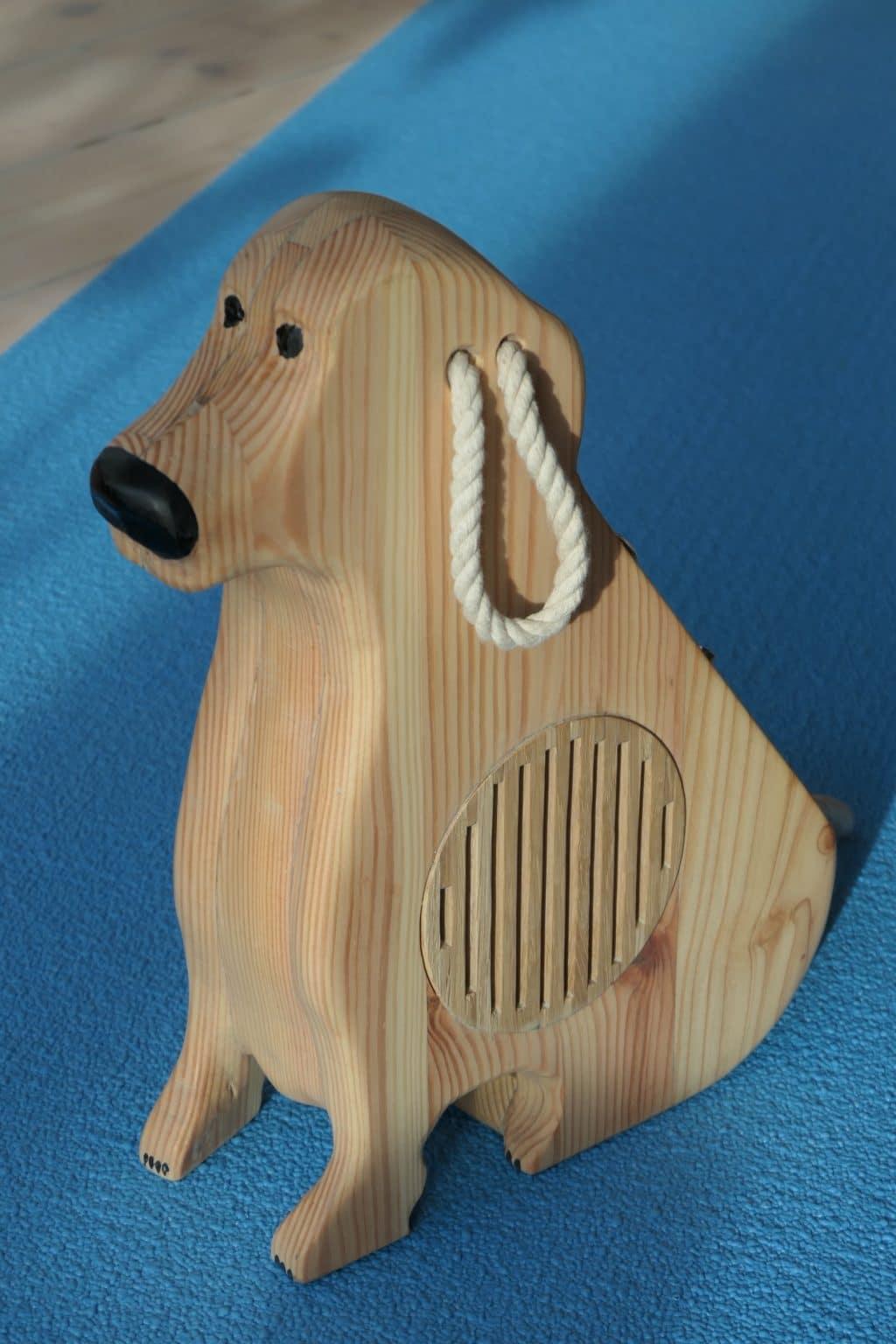 Elektronik Bausatz Hörhund