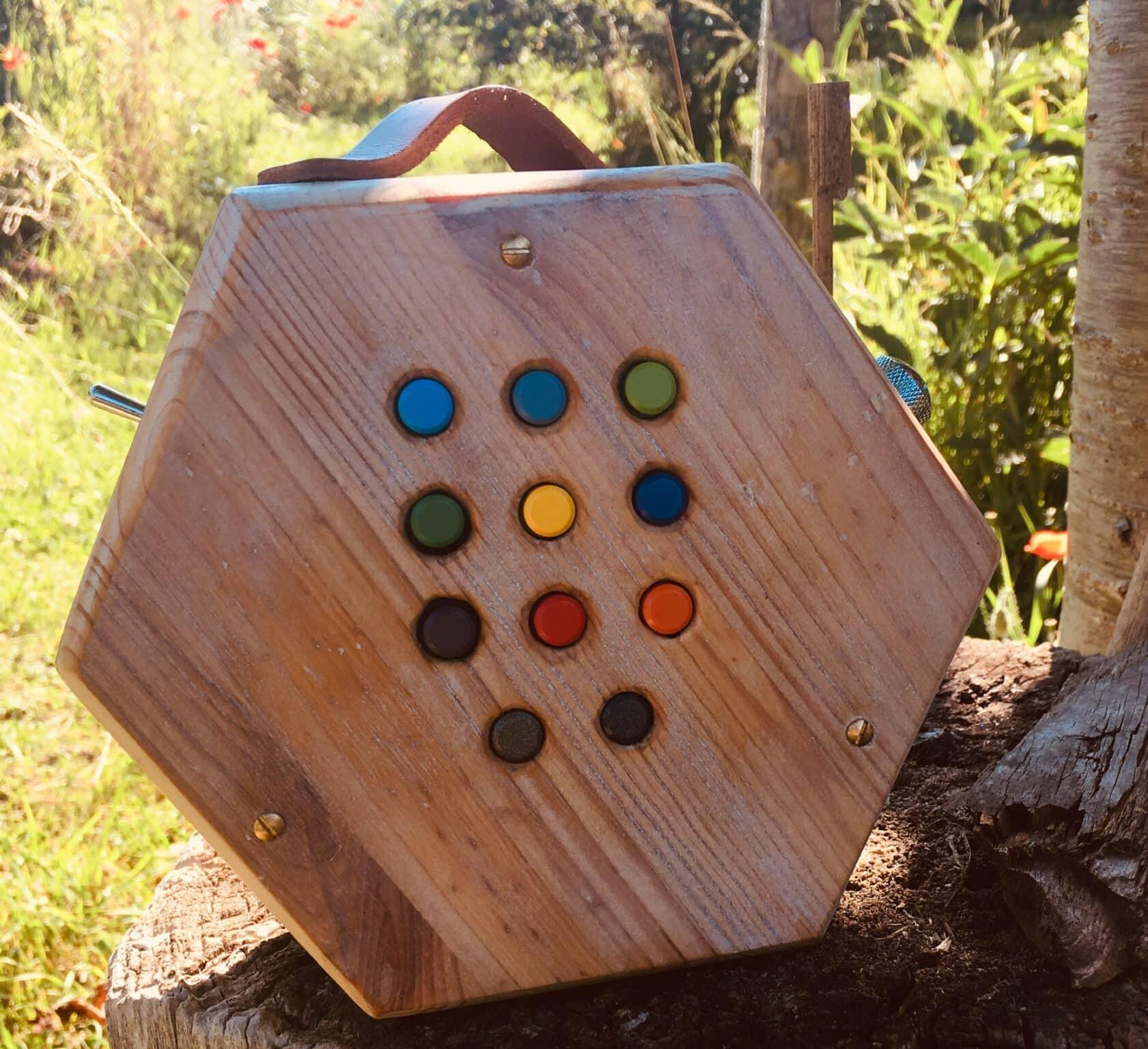 Elektronik Bausatz Wabenbox