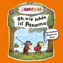 Janosch CD Cover Oh, wie schön ist Panama