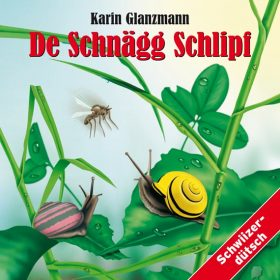 CD in Schwizerdütsch von Kanrin Glanzmann